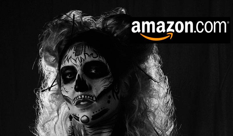 comprar maquillaje halloween amazon