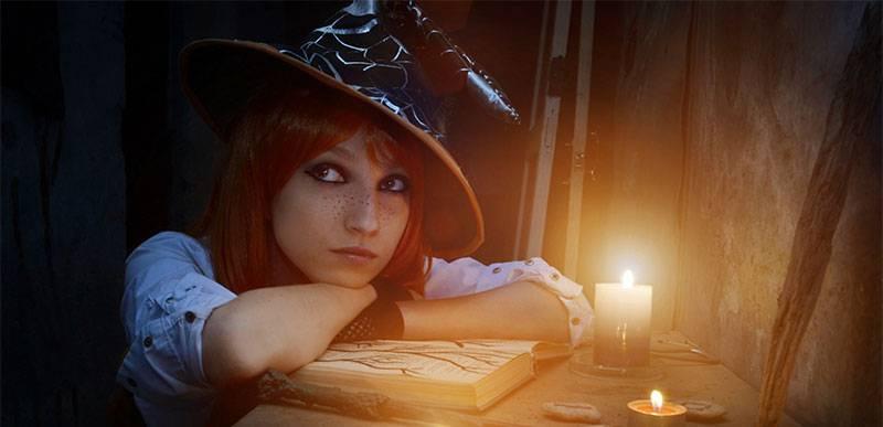 maquillaje halloween bruja guapa